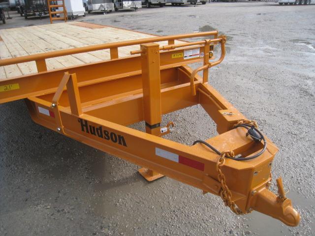 2019 Hudson Brothers HTMBG 7 Ton Deckover Equipment Trailer