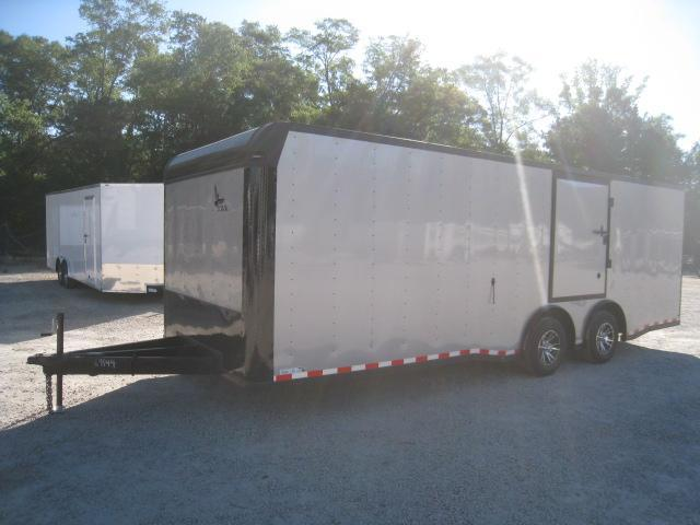 2019 Lark 24'  Car / Racing Trailer Loaded