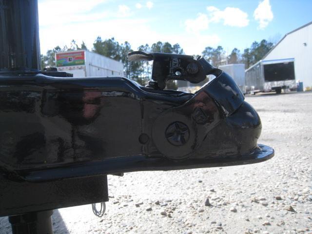 2019 Texas Bragg Trailers 18P Utility Trailer with Heavy Duty Rear Gates