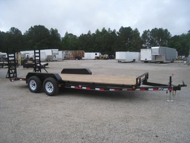 2019 PJ Trailers CE 18+2 Equipment Trailer