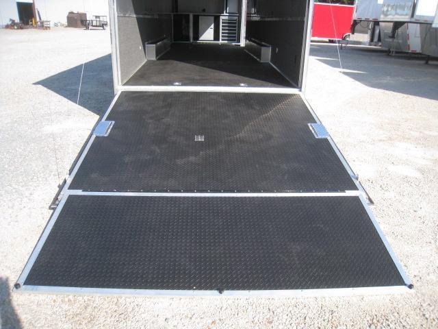2020 Cargo Mate Aluminum Eliminator 32 Car / Racing Trailer