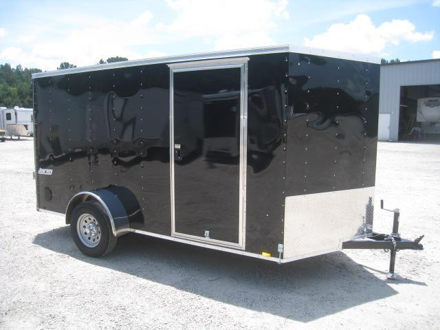 2019 Pace American Journey 6x12 Vnose Enclosed Cargo Trailer