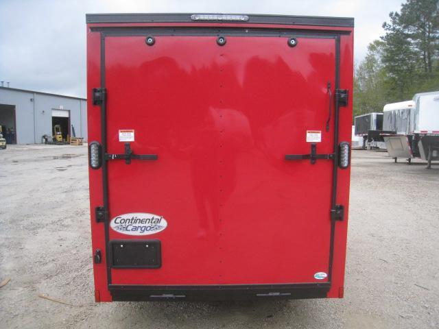 2020 Continental Cargo Sunshine 6 x 12 Vnose Enclosed Cargo Trailer
