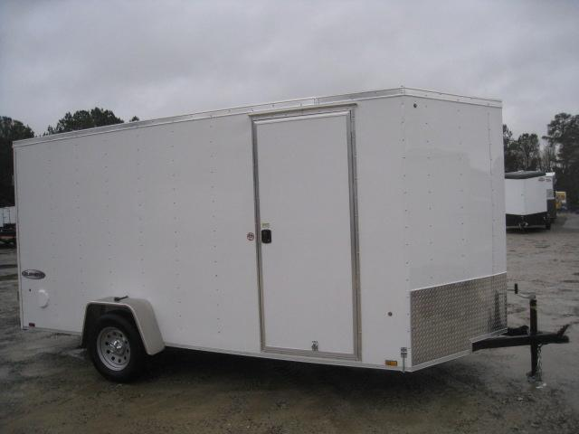 2019 Look Trailers Element 6 x 14 Vnose Enclosed Cargo Trailer in Dublin, NC