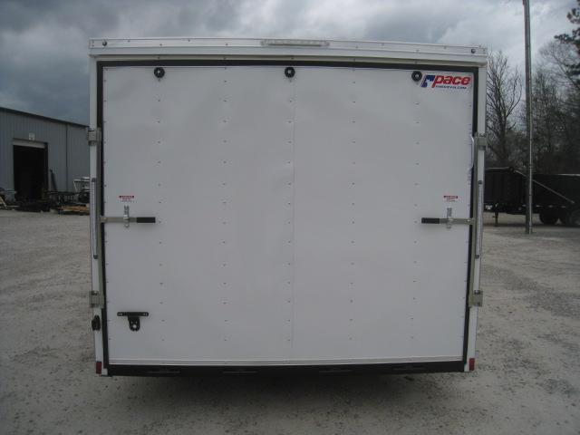 2020 Pace American Journey 8.5 x 18 Car / Racing Trailer
