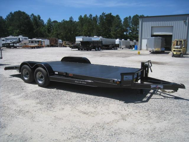 2019 Texas Bragg Trailers 20' Classic Car Carrier with 5200lb Axles Car / Racing Trailer
