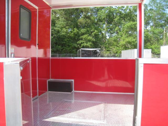 2018 Continental Cargo 24' Concession Trailer