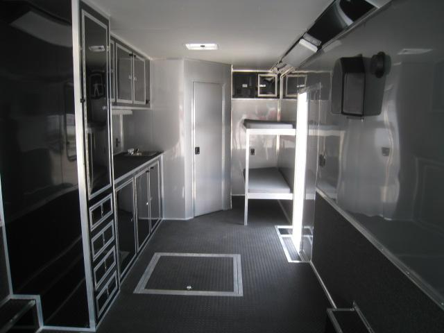 2018 Cargo Mate Eliminator 34' with Full Bath Package