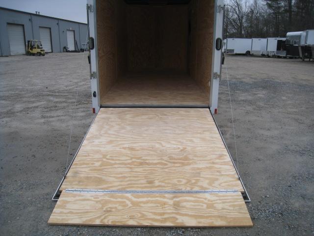 "2019 Continental Cargo Sunshine 7x16 Vnose Enclosed Cargo Trailer 12"" Extra Height"