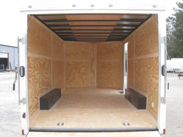 2019 Continental Cargo Sunshine 8.5 x 16 Enclosed Cargo Trailer