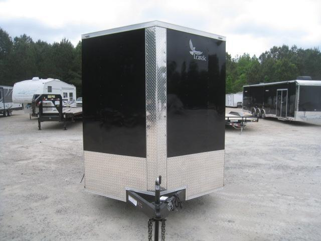 2019 Lark 7 X 18 Vnose Enclosed Cargo Trailer