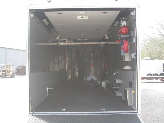 2017 Cargo Mate Eliminator 44' Car / Racing Trailer with Full Bath and Shower