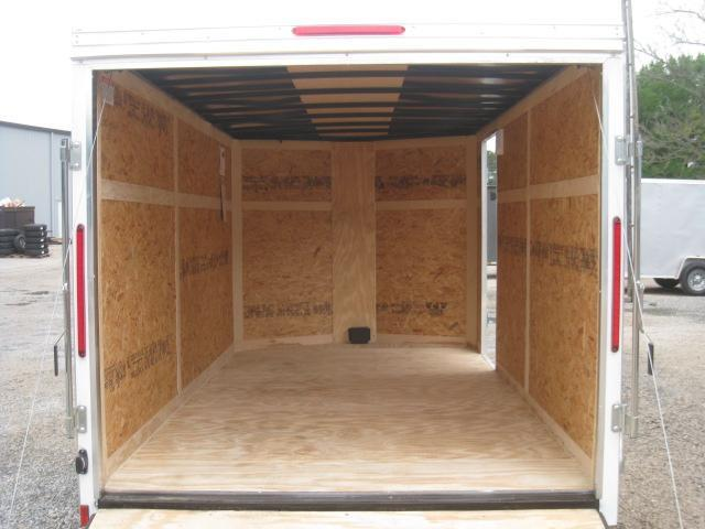 2019 Look Trailers ST Economy 7x14 Enclosed Cargo Trailer