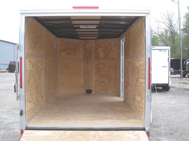 2019 Look Trailers Element 7x14 Enclosed Cargo Trailer