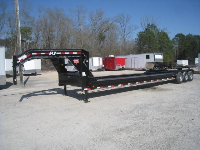 2018 PJ Trailers B8 40' Superwide Transporter Trailer