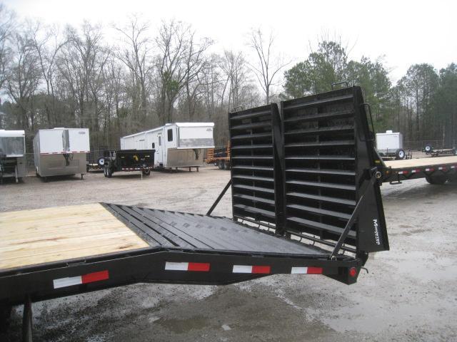 2019 PJ Trailers FD 36' Gooseneck Dual Tandem  Deckover Equipment Trailer