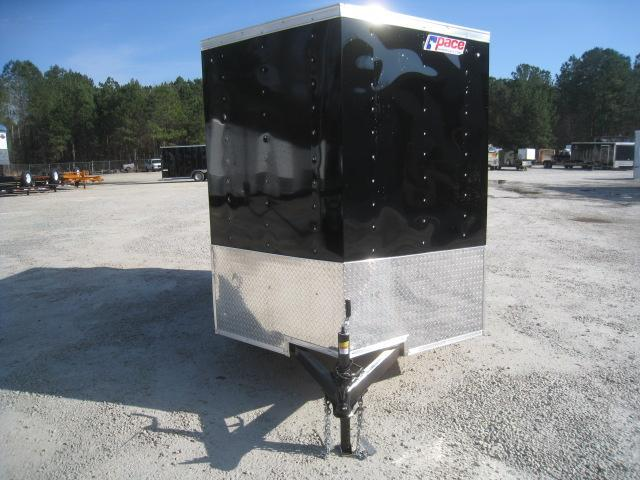 2019 Pace American Journey 6 x 10 Vnose Enclosed Cargo Trailer