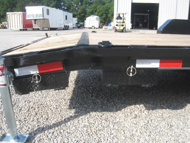 2019 PJ Trailers CC 24' Equipment Trailer with 7k Axles