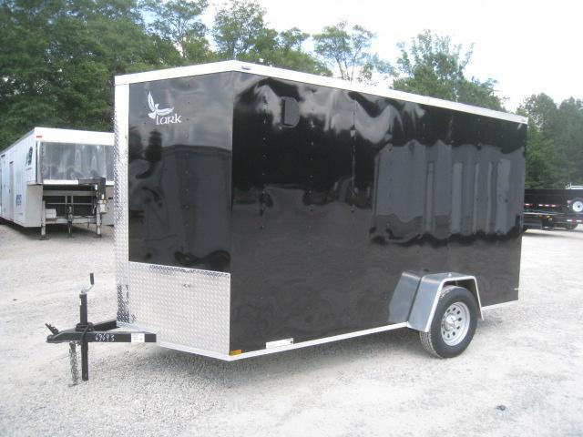 "2019 Lark 6 X 12 Vnose with 6'6"" Inside Height"