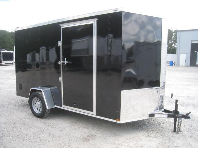 "2019 Lark 6 X 12 Vnose with 6'6"" Inside Height in Lumberton, NC"