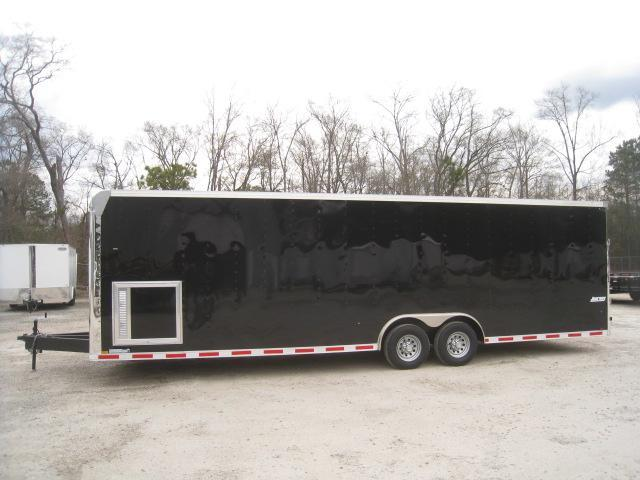 2019 Pace American Journey 28' Loaded  Vnose Car / Racing Trailer