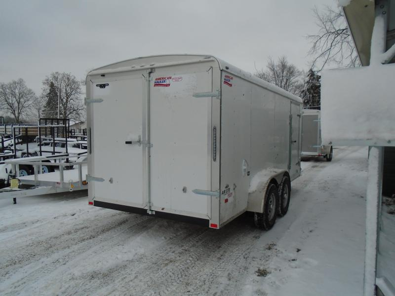 2019 American Hauler Industries 7x16 Air Lite Enclosed Cargo Trailer