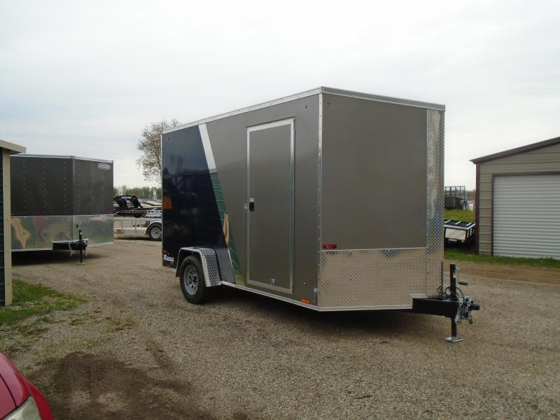 2020 Cargo Express 7x12 SA XL Series Enclosed Cargo Trailer