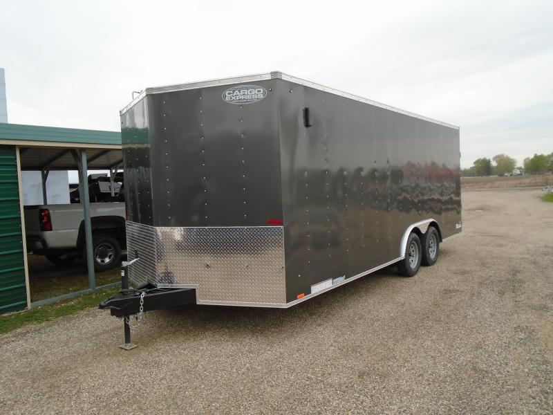 2020 Look Trailers 8.5x24 10k XL Series Car / Racing Trailer