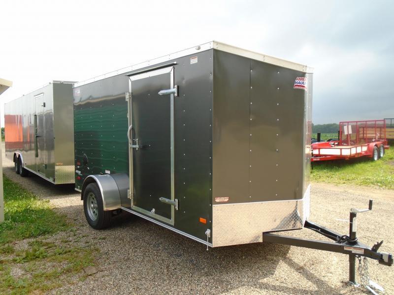 2018 American Hauler Industries 6x12 Arrow Enclosed Cargo Trailer
