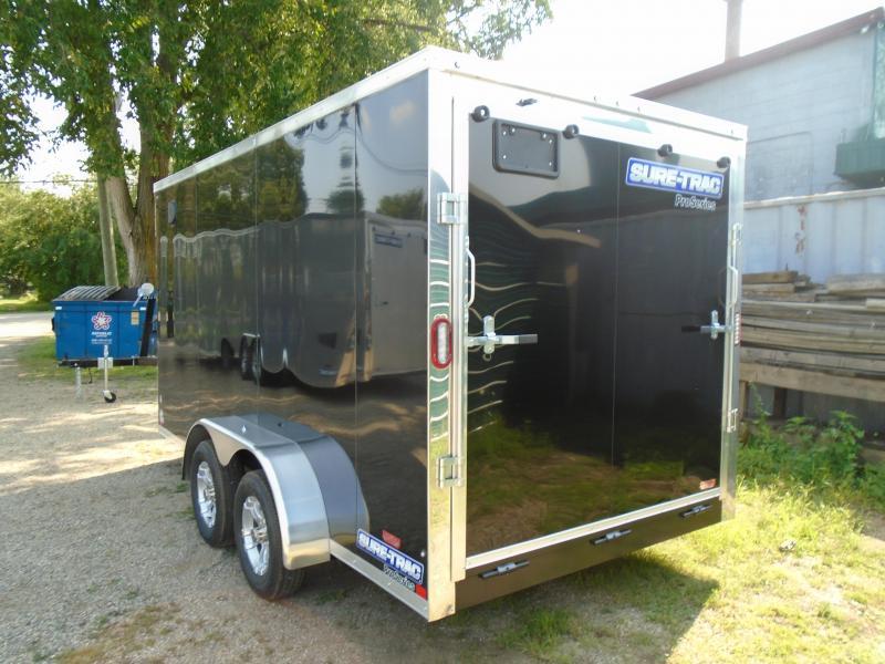 2019 Sure-Trac 7x14 7k Pro Series Enclosed Cargo Trailer