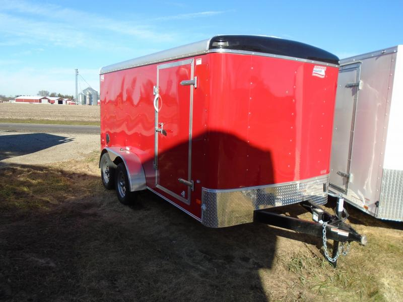 2018 American Hauler Industries 7x14 Air Light Enclosed Cargo Trailer