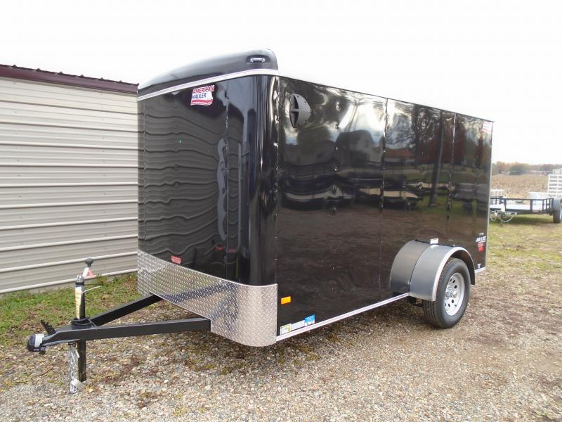 2019 American Hauler Industries 6x12 Air lite cargo/ enclosed trailer in Ashburn, VA