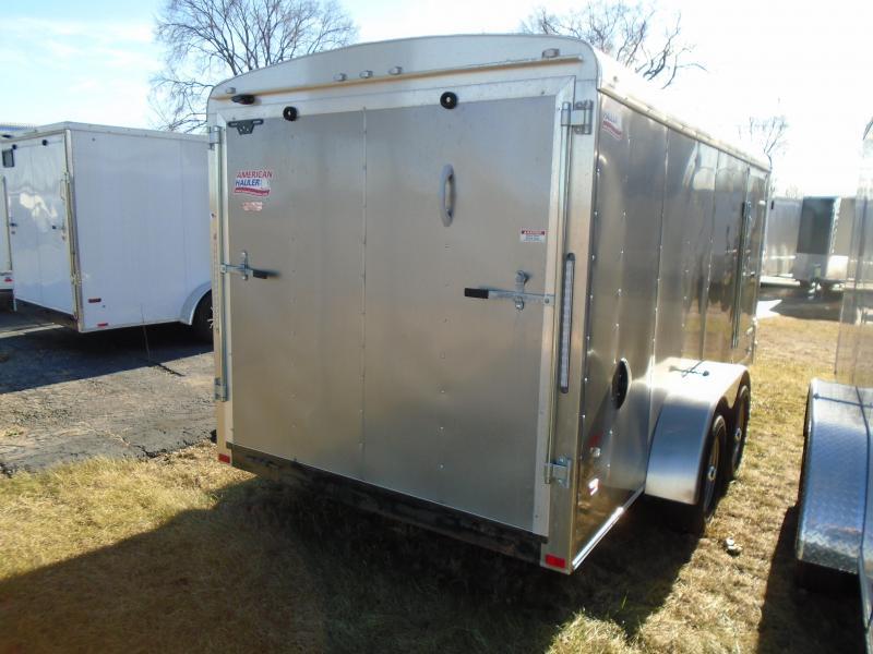 2018 American Hauler Industries 7x16 Air Light Enclosed Cargo Trailer