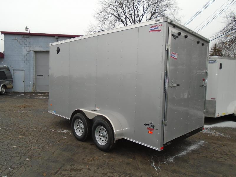 2019 American Hauler Industries 7X14 Arrow Enclosed Cargo Trailer
