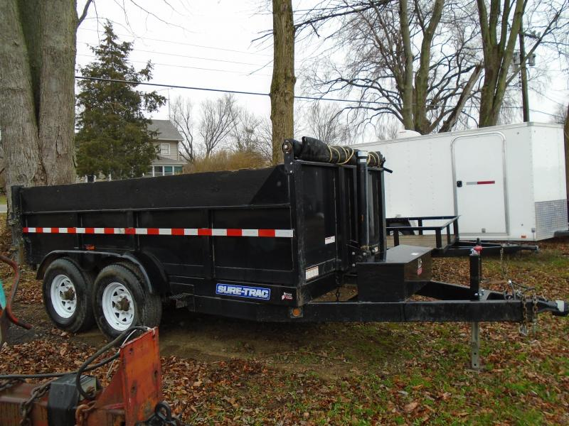 Rental 2015 6X12 Rental Dump Trailer in Ashburn, VA