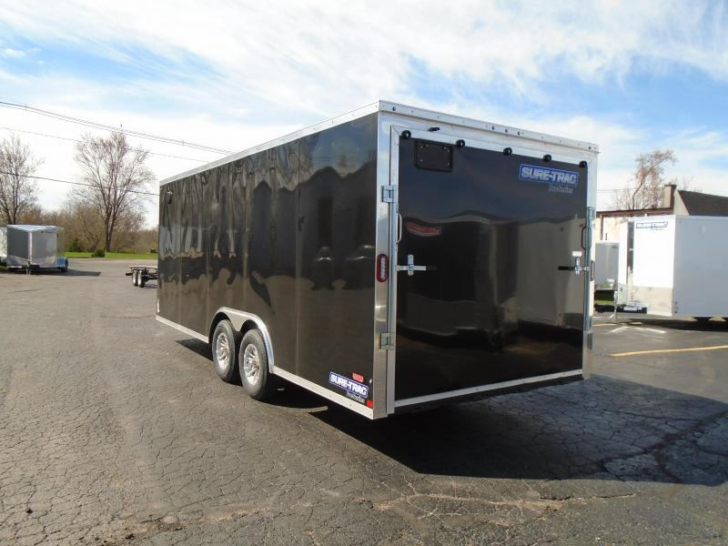 2019 Sure-Trac 8.5x20 10k Pro Series Car / Racing Trailer