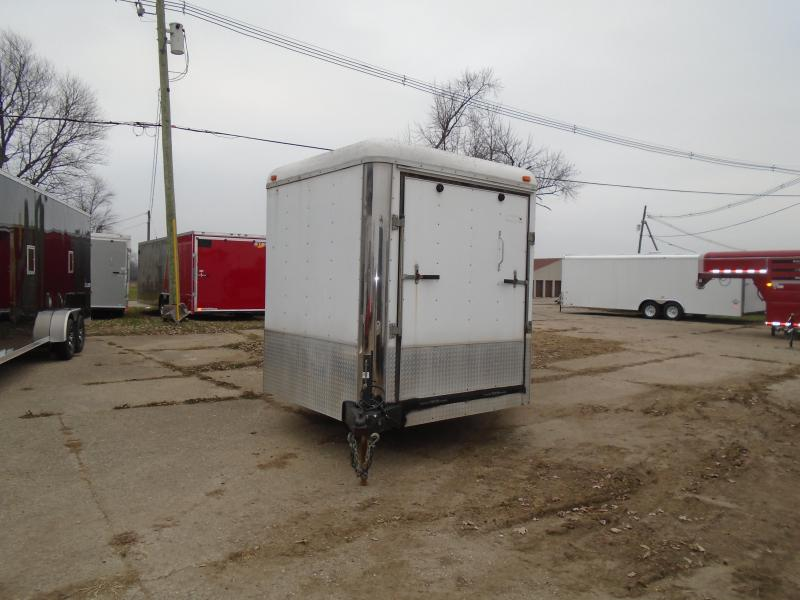 2005 Haulin Trailers 8.5x24 auto/snow Snowmobile Trailer