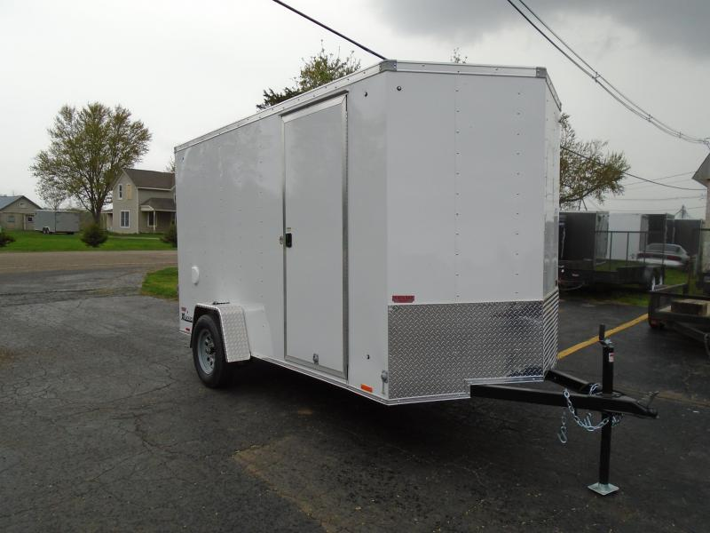 2020 Cargo Express 6x12 SA XL Series Enclosed Cargo Trailer
