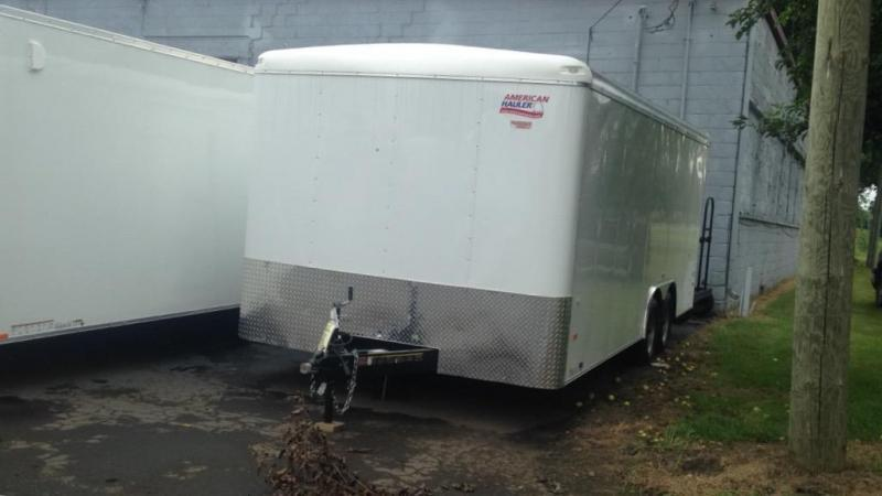2017 American Hauler 8.5 X 24 Enclosed Cargo Trailer