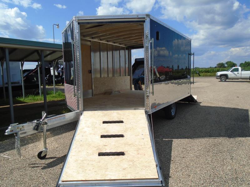 2019 Cargo Express 8.5x12 Denali Snowmobile Trailer