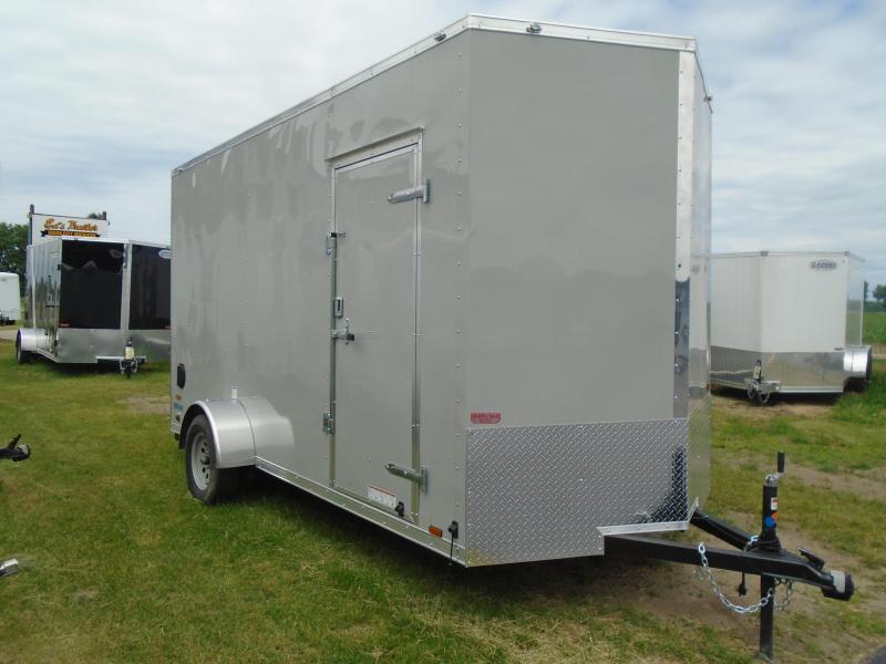 2019 Continental Cargo 6x14 V Series Enclosed Cargo Trailer