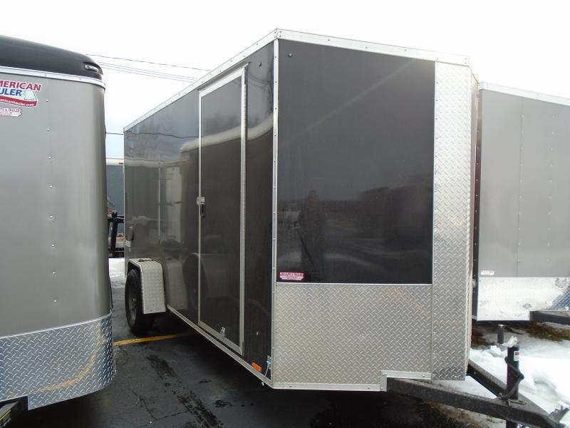 2020 Pace American 6x14 Journey Enclosed Cargo Trailer