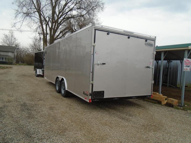 2020 Cargo Express 8.5x20 XL Series 10k Car / Racing Trailer