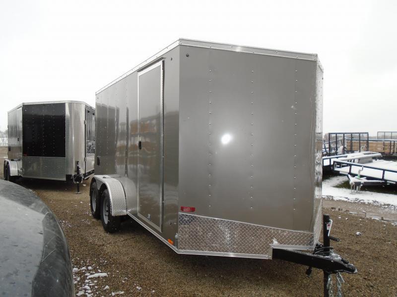 2019 Cargo Express 7x14 EX Series Enclosed Cargo Trailer