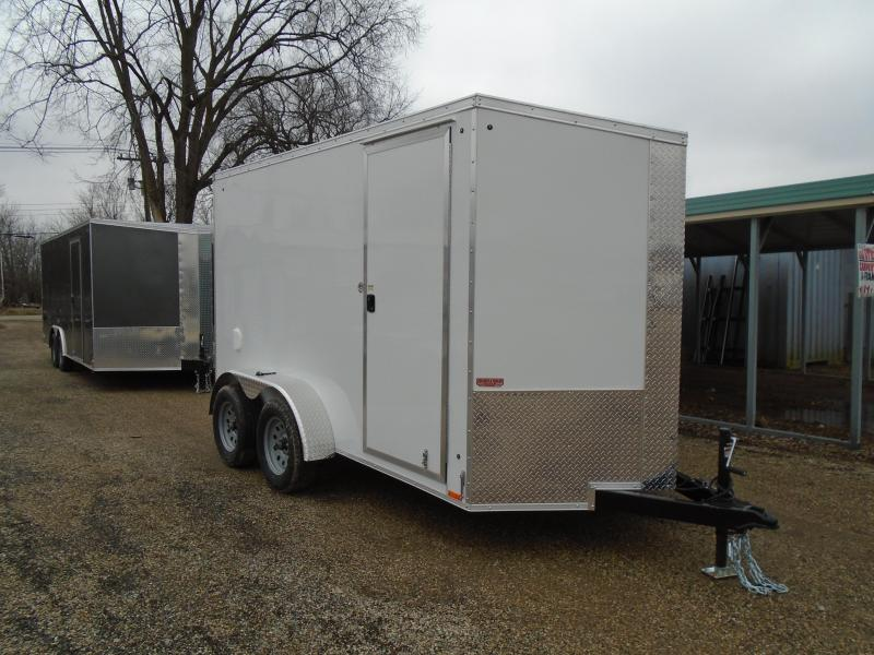 2020 Cargo Express 6x12 7k Enclosed Cargo Trailer