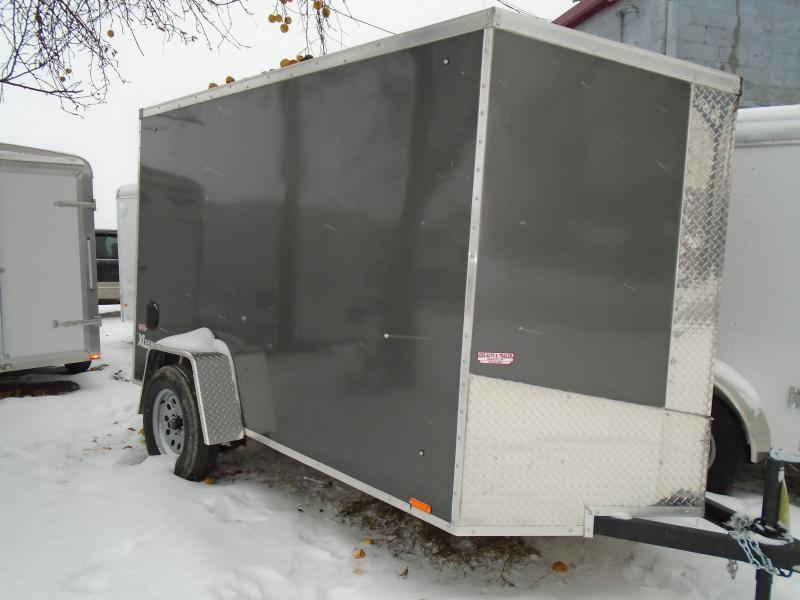 2017 Cargo Express XL Series 5x10 Enclosed Cargo Trailer