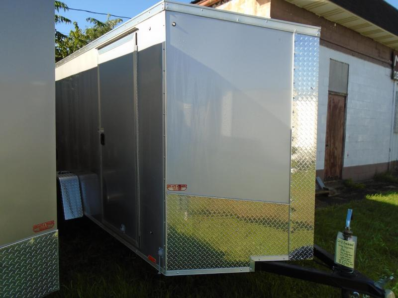 2019 Cargo Express 6x12 XL series Enclosed Cargo Trailer