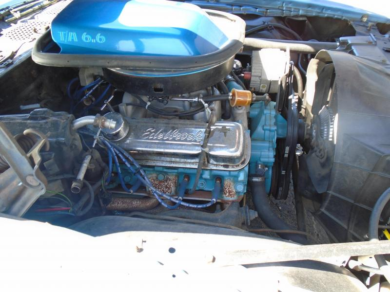 1978 Pontiac Trans Am Car
