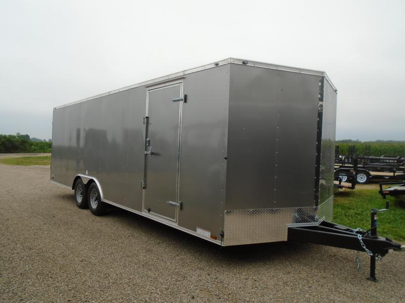 2019 Continental Cargo 8.5x24 carhauler Enclosed Cargo Trailer