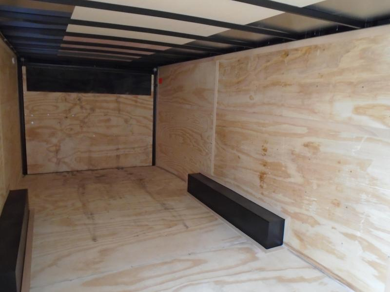 2019 Continental Cargo 8.5x24 carhauler Enclosed Cargo Trailer
